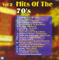 HITS OF THE 70'S VOL 2 CD Sam Cooke Barry White (E1378)