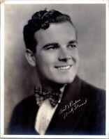 1920s Nick Stuart Movie Star Actor Vintage Photo