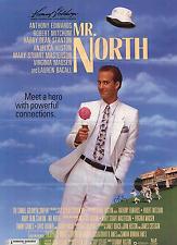 Bande annonce cinéma trailer 35mm 1988 MR NORTH Huston Bacall Mitchum LONGUE XXL