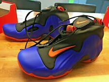 "cod.AO9378-001 Scarpe sneakers Nike Air Flightposite /""Topaz Mist/"" vari numeri"