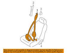 NISSAN OEM Front Seat-Belt & Buckle Retractor Left 868852Y902