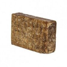 African Black Soap - 5 oz. Handmade in Ghana | 3 Bars