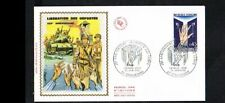 [LB034] 1970 - France FDC Mi. 1718 - History - World Wars - Liberation of war-pr
