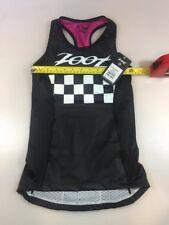 Zoot Womens Racerback Tri Top Xsmall Xs (6109)