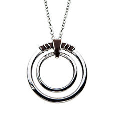 Marvel Black Panther Nakia Blade Stainless Steel Pendant Necklace