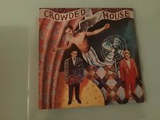 lp crowded house-crowded house prima stampa 1986 capitol records italy
