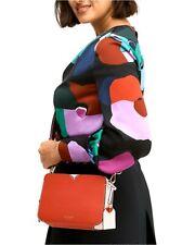 ❤️ Kate Spade Candid Medium Leather Camera Bag Crossbody Bag Hot Chili Red Multi
