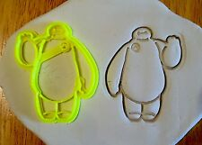 Baymax Cookie Cutter. Big Hero 6 Icing Fondant Cake Uk Sell Topper Biscuit Mold