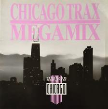 V/A - The House Sound Of Chicago: Chicago Trax Megamix (LP) (VG/G-VG)