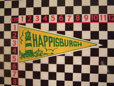 1960'S STYLE VINTAGE happisburgh vacanza PENNANT-CLASSIC CAMPER AUTOBUS AUTO VW