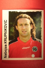 PANINI BUNDESLIGA 2004 2005 2004/05 N. 237 KRUPNIKOVIC HANNOVER TOP MINT!!