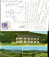 579412,Mehrbild Ak St Georgen i. Attergau Pension Schmoller Hipping