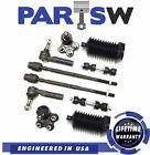 10 Pc Front Suspension Kit for Buick Chevrolet Oldsmobile & Pontiac Tie Rod Ends