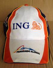 F1 CAP FERNANDO ALONSO FORMULA ONE CAP- GORRA FERNANDO ALONSO #5 RENAULT F1 TEAM