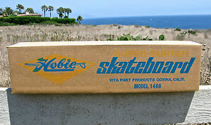 "Reproduction 1960s Hobie Super Surfer 25"" Skateboard Box"