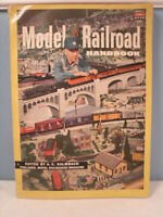 A. C. Kalmbach MODEL RAILROAD HANDBOOK 1952 Fawcett Paperback
