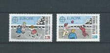 EUROPA - 1989 YT 2584 à 2585 - TIMBRES NEUFS** MNH LUXE