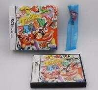 Nintendo DS Crash Bandicoot Festival Limited Edition w/ Touch Pen Japan NDS Rare