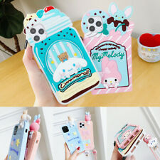 Disney Melody Cute Silicone Soft Phone Case Cover For iPhone11ProMax 7 8Plus XR