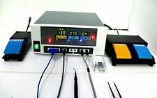 Electrosurgical Generator 400 W Digital Delta micro controller based Unit