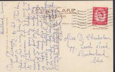 Family History Postcard - Chamberlain - 77 Larch Road, Birkenhead RF954