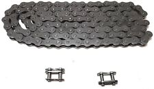 415H HEAVY DUTY CHAIN 49 50 60 66 80CC MOTORIZED BICYCLE 120 LINKS + MASTER LINK