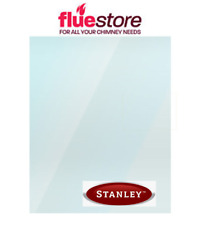 Replacement Stove Glass for Waterford Stanley Stoves Oisin (260x203)