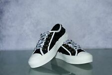 Dior | WALK'N'DIOR  Sneaker in Embroidered Canvas and Velvet (EU 38)