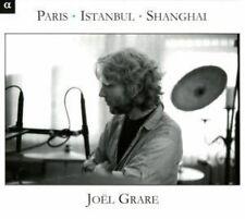 Joël Grare, Joel Gra - Paris Istanbul Shanghai [New CD]