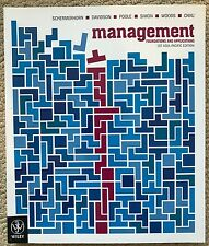 Management Foundations and Applications 1st Asia Pacific Edition + Istudy...