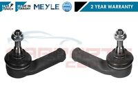 FOR ALFA ROMEO GT 937 OUTER TRACK TIE ROD ENDS MEYLE GERMANY RIGHT LEFT PAIR NEW