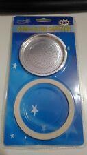 Recambio de filtro y junta de goma para cafetera de 12 tazas universal
