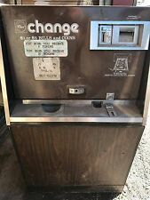 Used Rowe Change Coin Machine