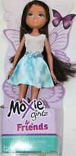 Amberly (White Blue) Moxie Girlz Friends Basic Doll  - toy fashion dress MGA NEW