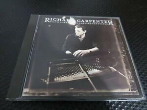 RICHARD CARPENTER - PIANIST. ARRANGER. COMPOSER. CONDUCTOR.  1997 CD ALBUM