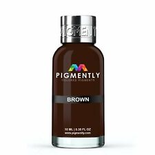 Brown Liquid Epoxy Pigment Resin Dye Premium PIGMENTLY Colors Free Shipping