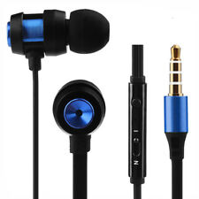 Universal Super Ba 3.5mm In-Ear Stereo Earbuds Earphone Sor Cell Phone Iphone7 s