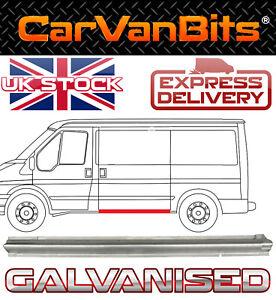 FORD TRANSIT MK6 MK7 00-14 SWB UNDER SLIDING DOOR SILL REPAIR PANEL GALVANISED