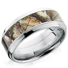 Lashbrook Mens Realtree Camouflage Wedding Band - NEW