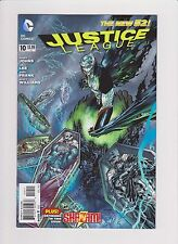 DC Comics! Justice League! Issue 10! The New 52!