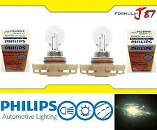 Philips Standard PS24W 5202 H16 24W Two Bulbs Fog Light Replacement Lamp OE Fit
