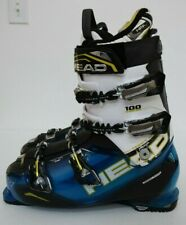 HEAD VECTOR 100 SKI BOOTS MEN SIZE 30.5/12.5