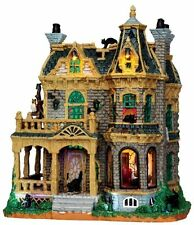 Lemax Spooky Town - Withered Mansion - NIB