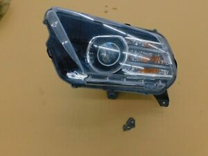 2013-2014 Ford Mustang GT LH Driver Headlight HID LED OEM