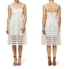 NEW SPORTSGIRL The Lace Dress White Size 14 Tags