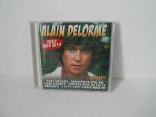 "Alain Delorme album cd ""Tous mes hits"""