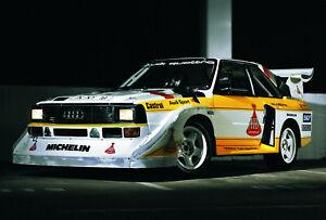 Blechschild 20 x 30 cm, Audi, Auto
