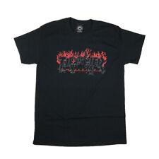 Rick Morty Hip Hop Preme Thrasher T Shirt MAGAZINE noir Enfants Adultes XS-3XL NOUVEAU