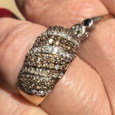 9CT Gold Diamond Wedding/Engagement Ring. 375, Size P 3.6g (1.00CT Dia)