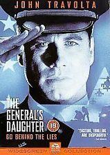 The General's Daughter DVD (2000) John Travolta